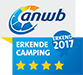 logo erkende campings