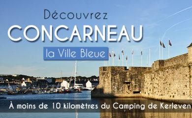 Découvrez Concarneau - la Ville Close et les activités nautiques