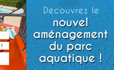 Parc aquatique - Camping de Kerleven